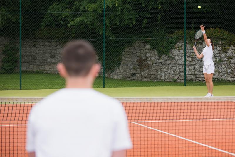 טניס - מבוגרים מתקדמים (א)