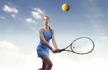 טניס - מבוגרים מתחילים (ב)